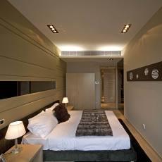 现代小卧室设计装修风格欣赏