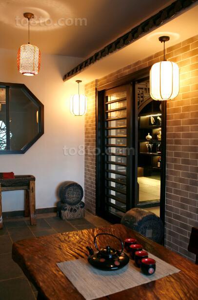 中式风格室内装修图片大全欣赏