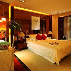 豪华别墅卧室设计效果图片欣赏
