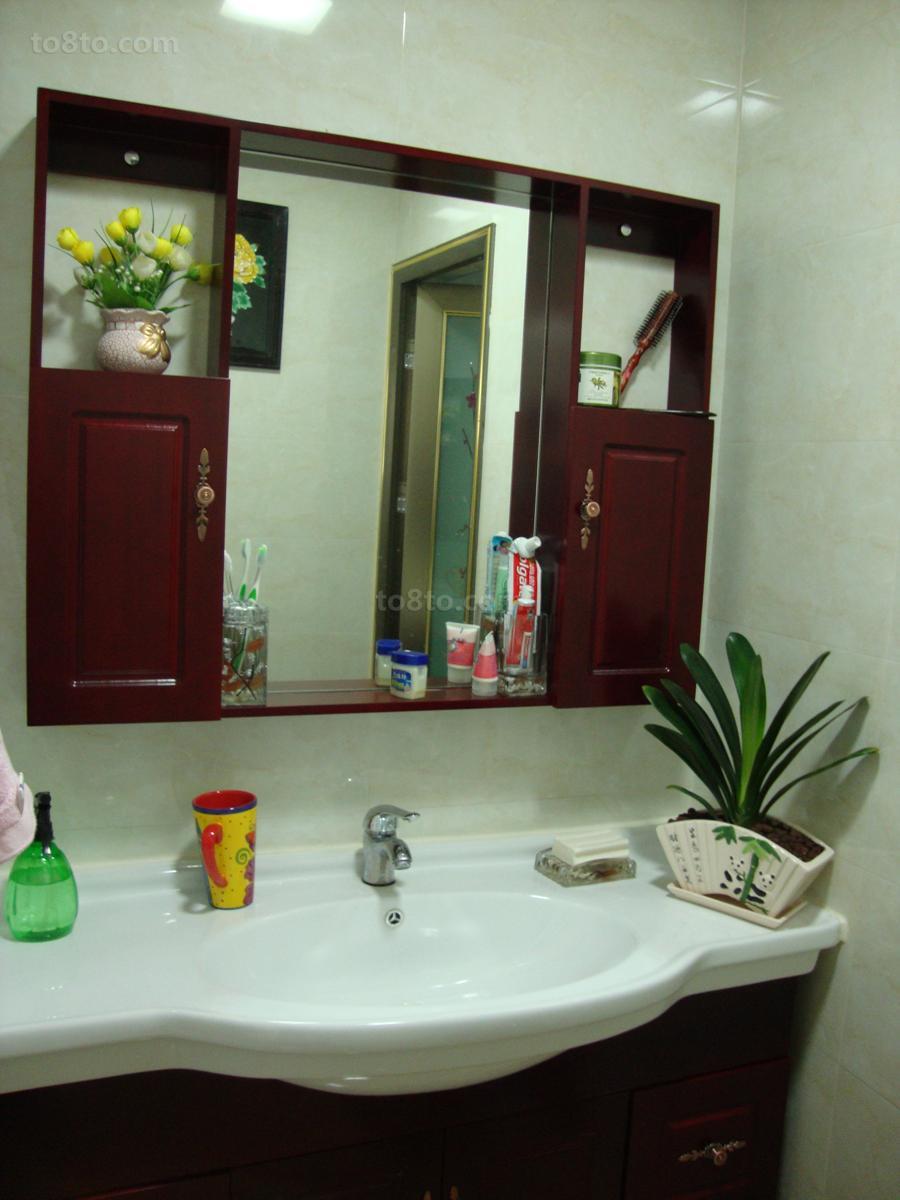 现代风格卫生间洗手盆设计