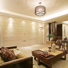 中式风格客厅装修设计图片