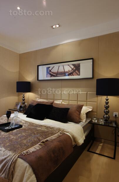 现代卧室装修风格图片大全欣赏