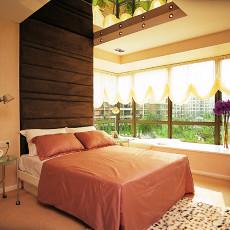 混搭风格两室两厅设计效果图欣赏大全