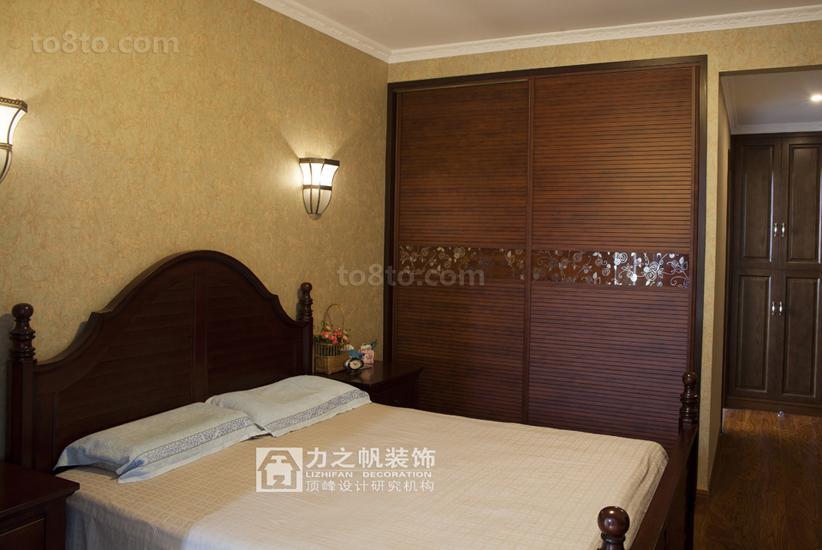 热门小户型卧室美式装修图片