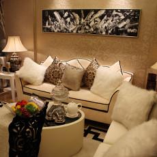 美欧风格沙发背景墙效果图欣赏