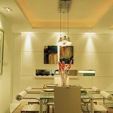 现代简约餐厅设计效果图片欣赏