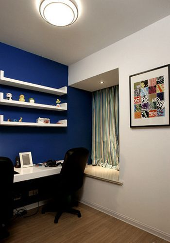 简单书房装修图片大全