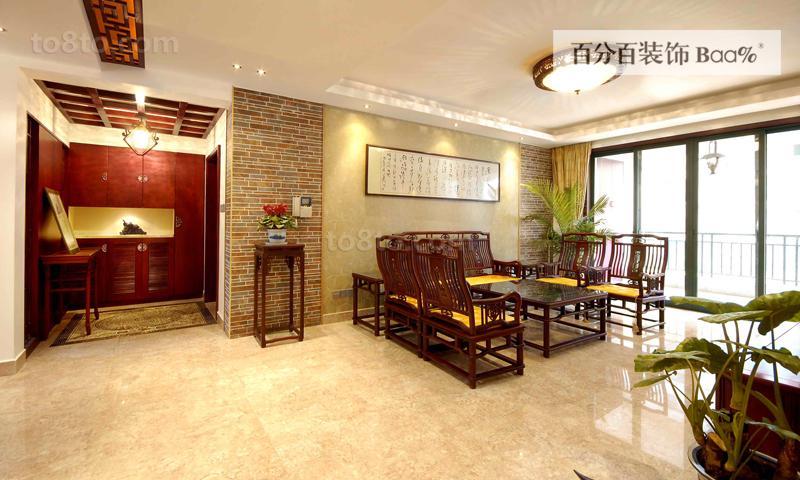 中式风格室内设计装修图片大全欣赏