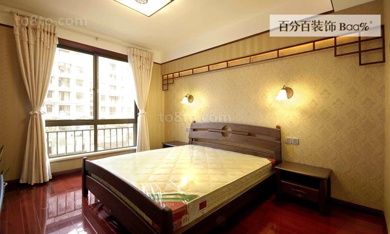 中式风格卧室设计大全欣赏