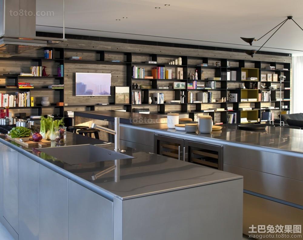现代风格豪华书房设计效果图大全