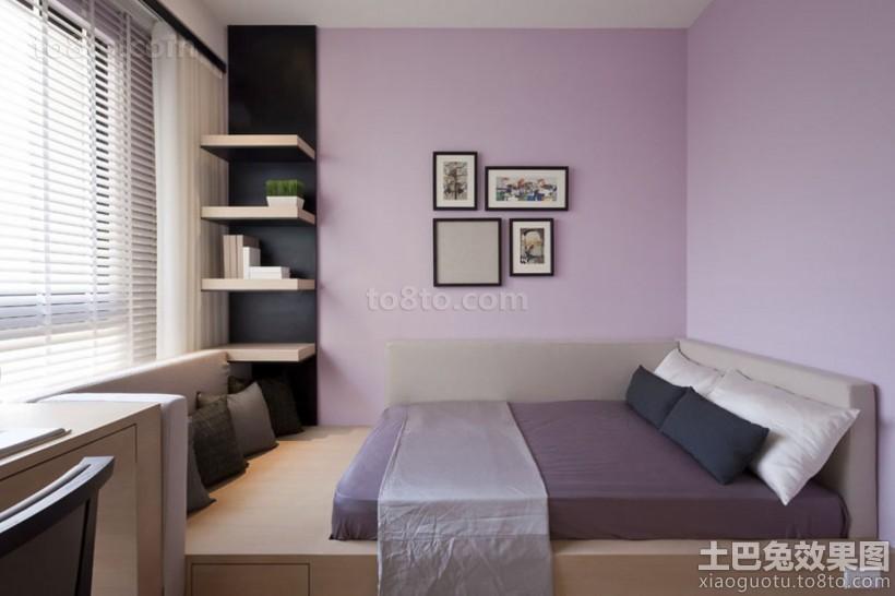 日式风格装修卧室设计