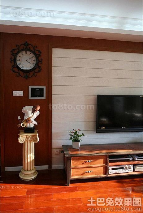 室内电视背景墙效果图大全