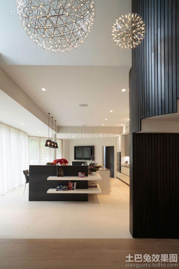 日式风格室内设计吊灯效果图