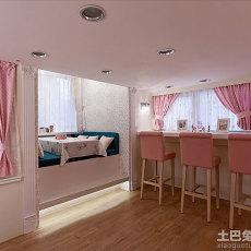 精美日式复式卧室欣赏图