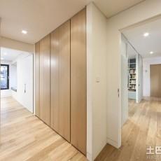 日式家居室内转角装修设计