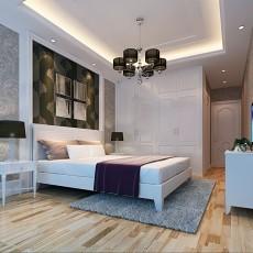 2018小户型卧室中式装修设计效果图