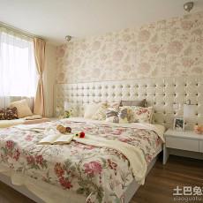 美式田园风格卧室设计