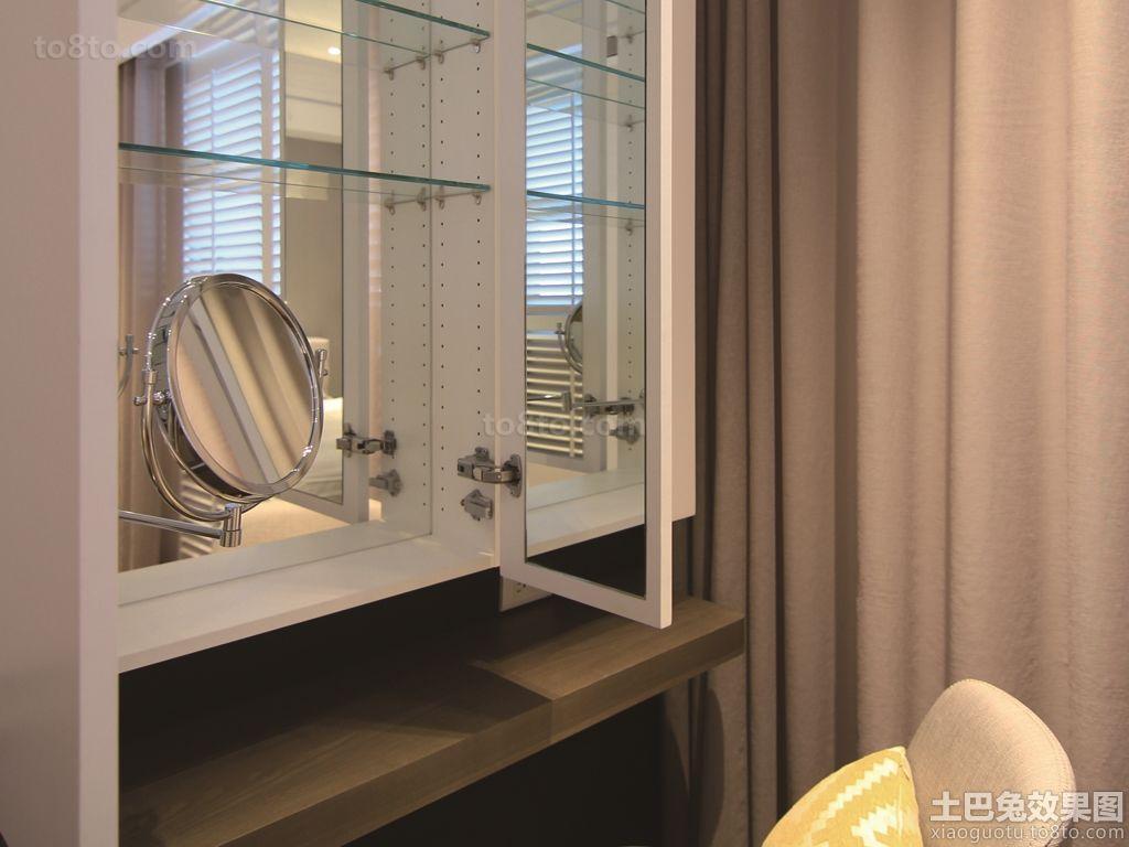 现代简约卧室窗户装修图片