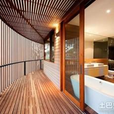 日式家装卫生间