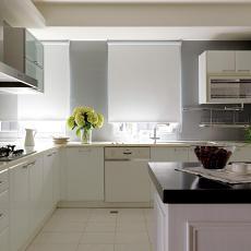 现代简约设计厨房图片大全