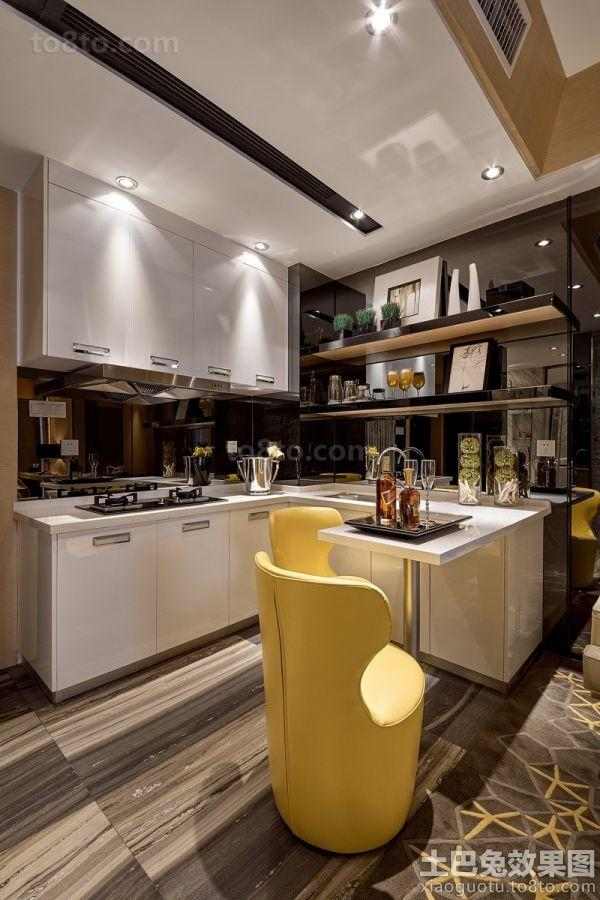 北欧设计精装修设计厨房图片大全
