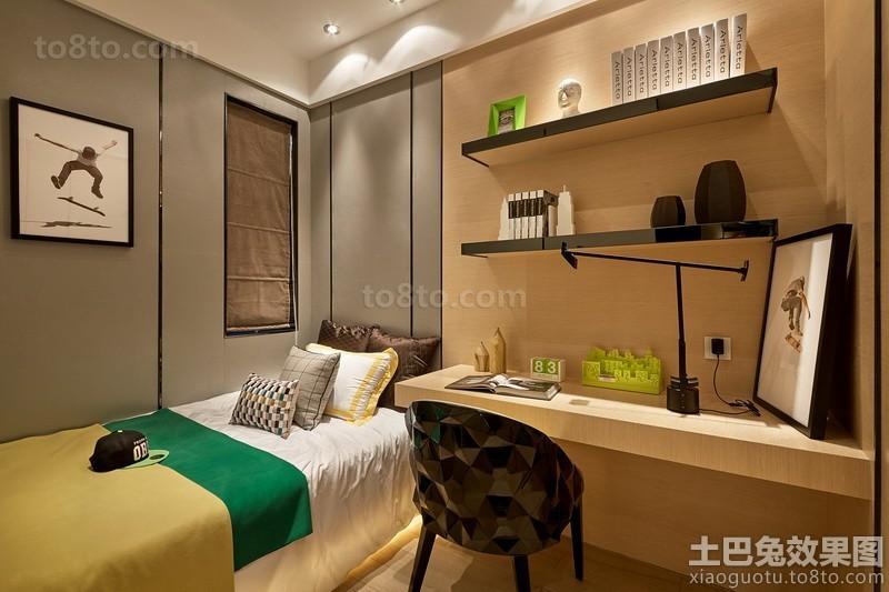北欧精装修卧室图片欣赏