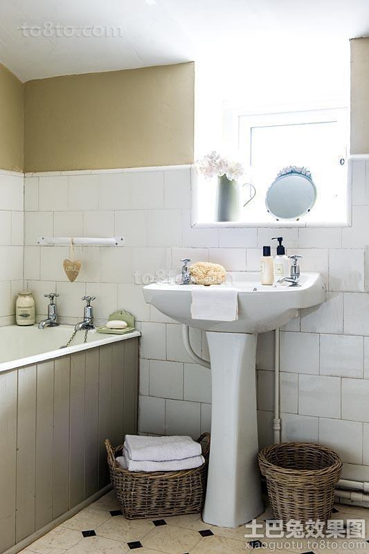 家庭设计卫生间图片