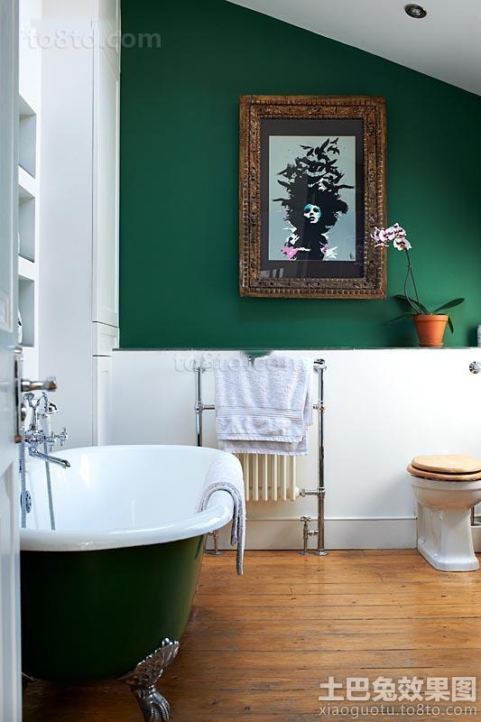家装阁楼卫生间图片
