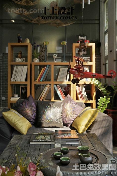 十上设计---loft风格设计案例