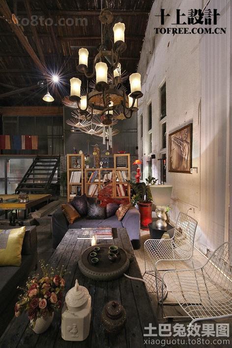 十上设计---loft风格吊灯设计案例