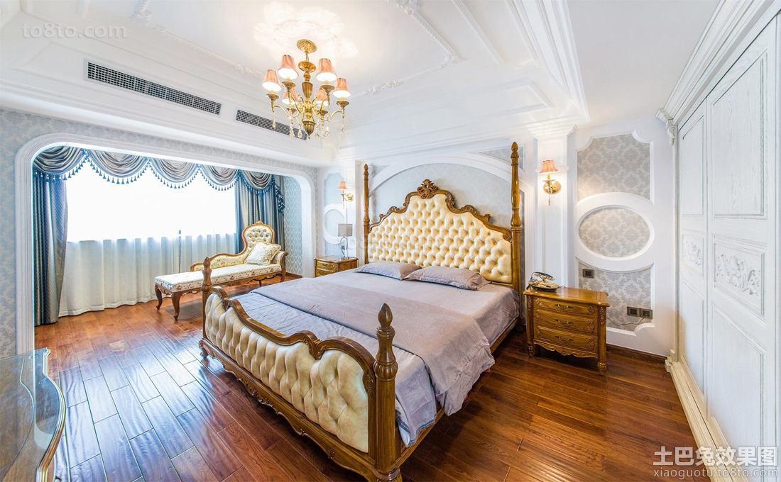 欧式风格23平米大卧室装修