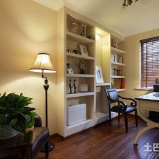 美式家居书房装修图欣赏