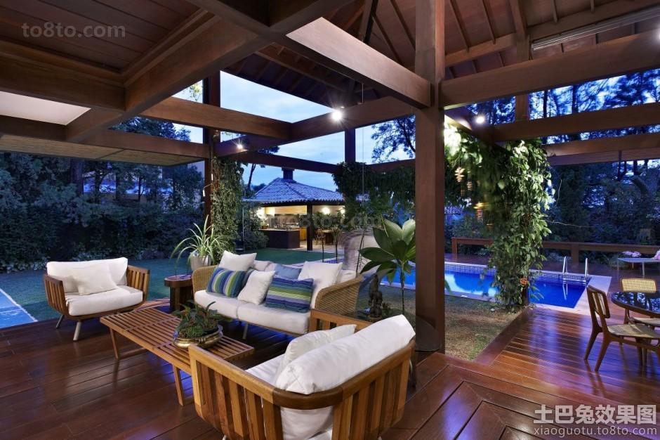 东南亚设计阳台图片大全