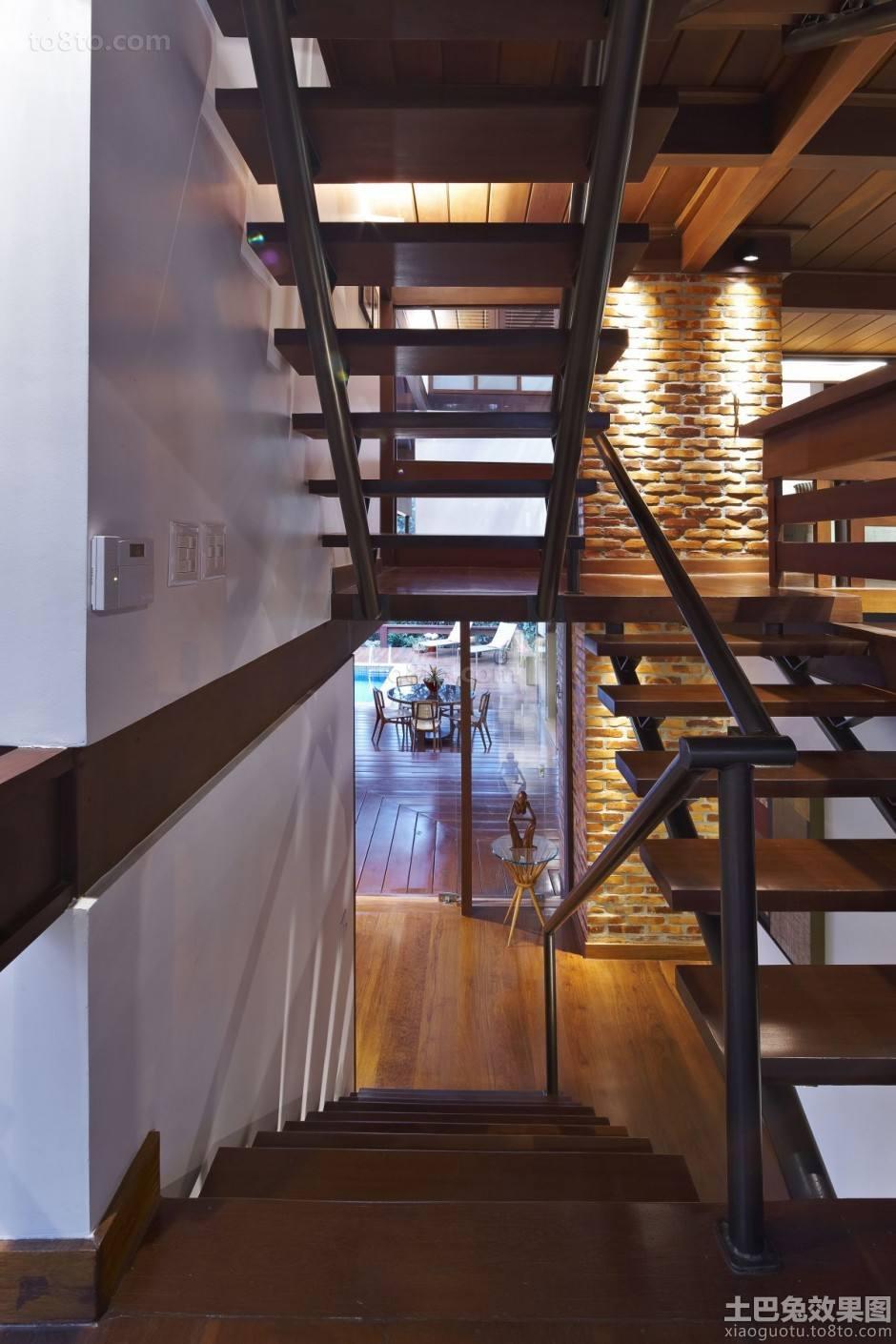 东南亚设计时尚楼梯效果图大全