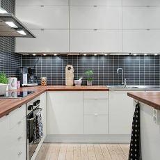 现代风格家居厨房设计效果图