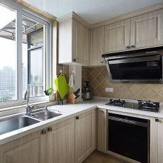 2015美式设计室内厨房效果图大全欣赏