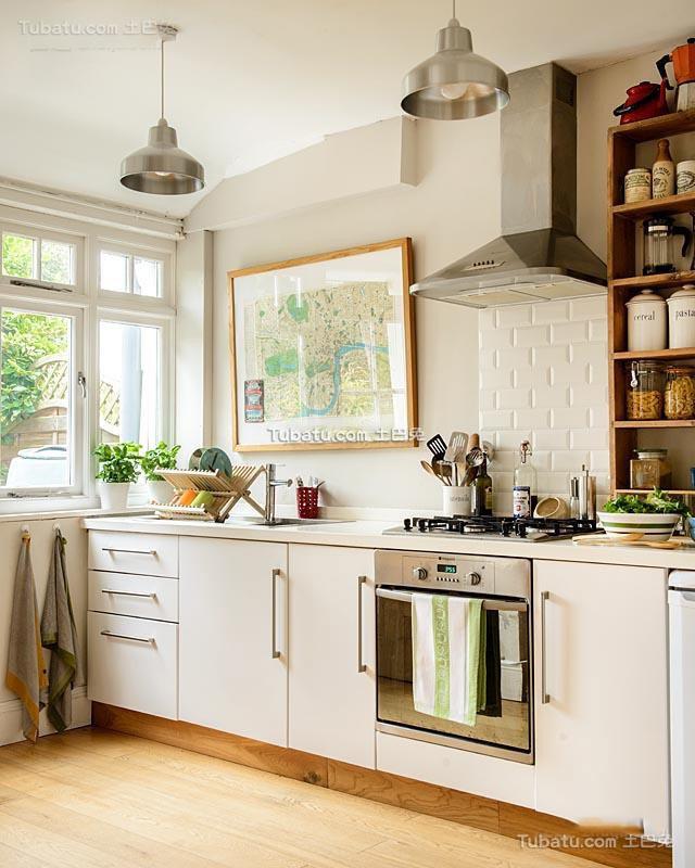 宜家设计厨房图片欣赏大全