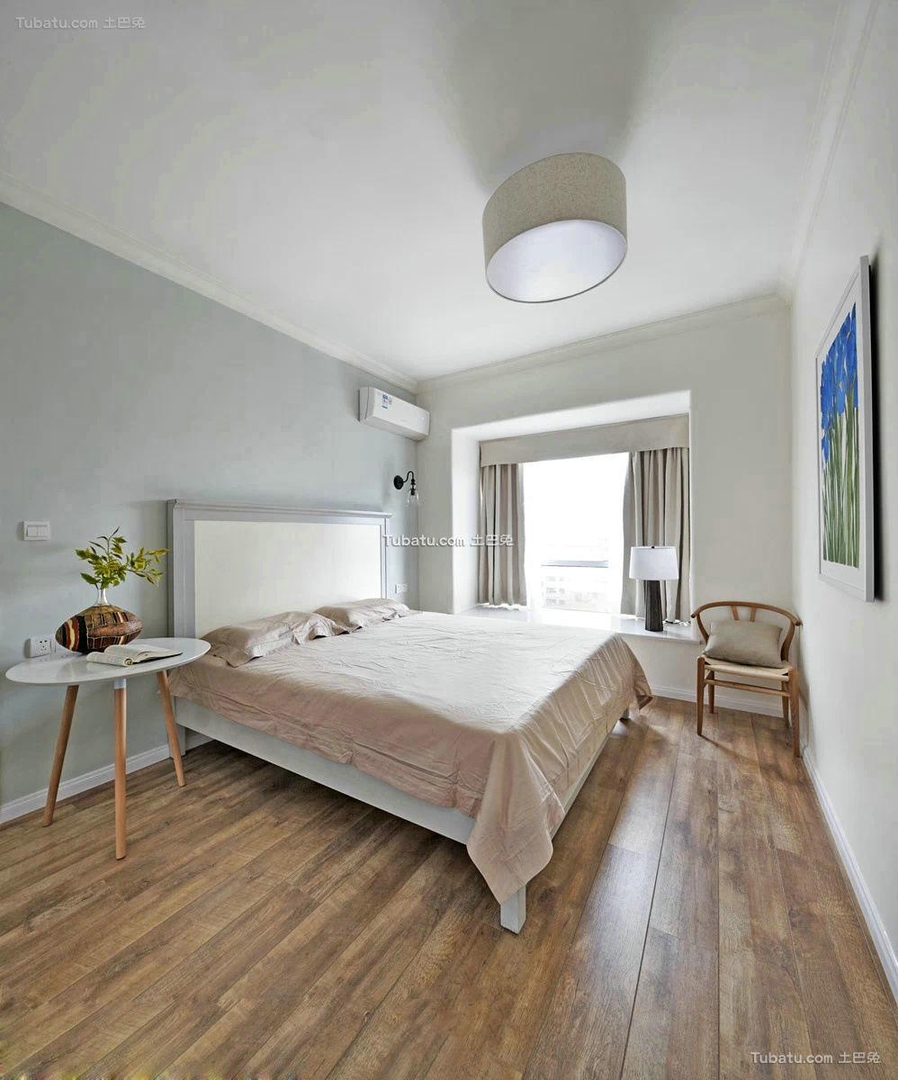 日式大卧室装修设计图片欣赏