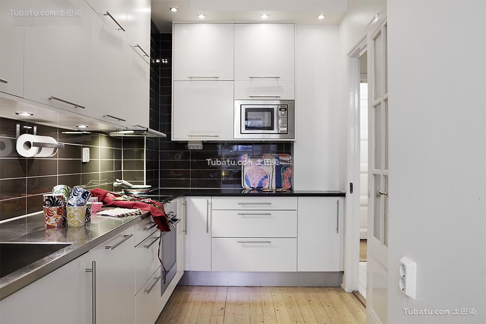 极简主义设计厨房图片大全