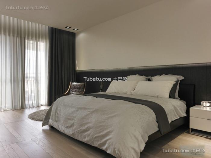 现代家装时尚卧室效果图大全