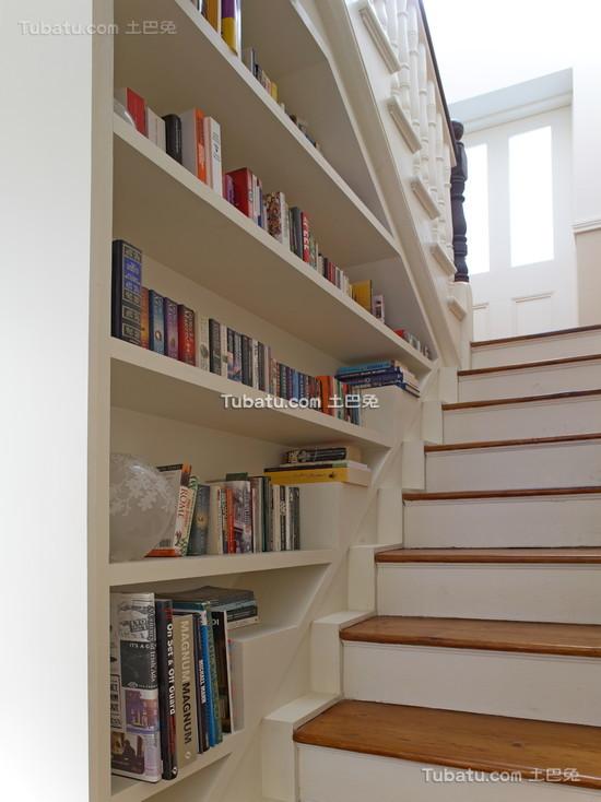 2015现代家装设计楼梯图片欣赏
