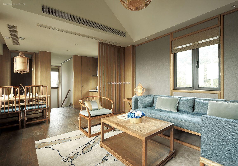 日式家装别墅室内装修图片欣赏