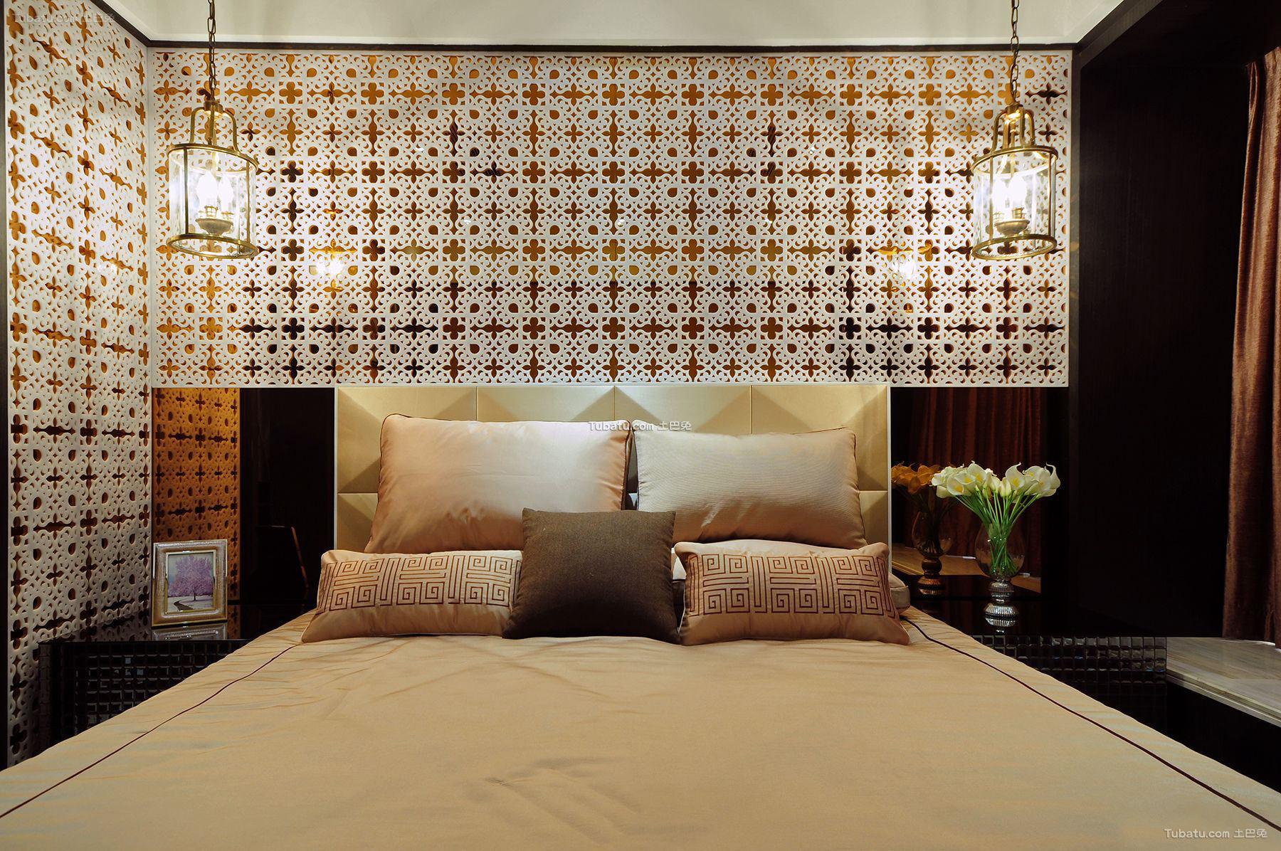 居家卧室装修设计图片