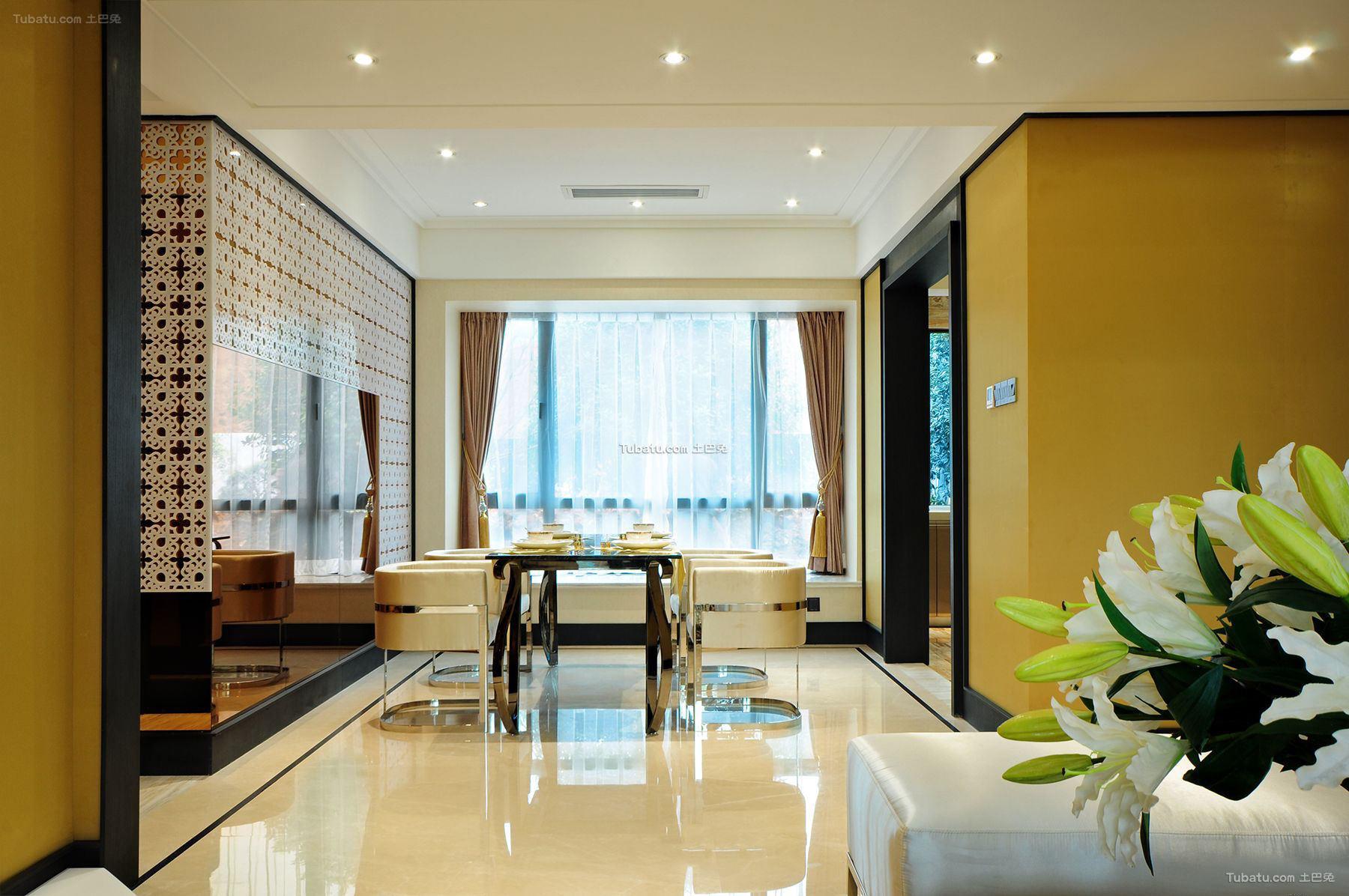 东南亚风格装修客厅图片大全