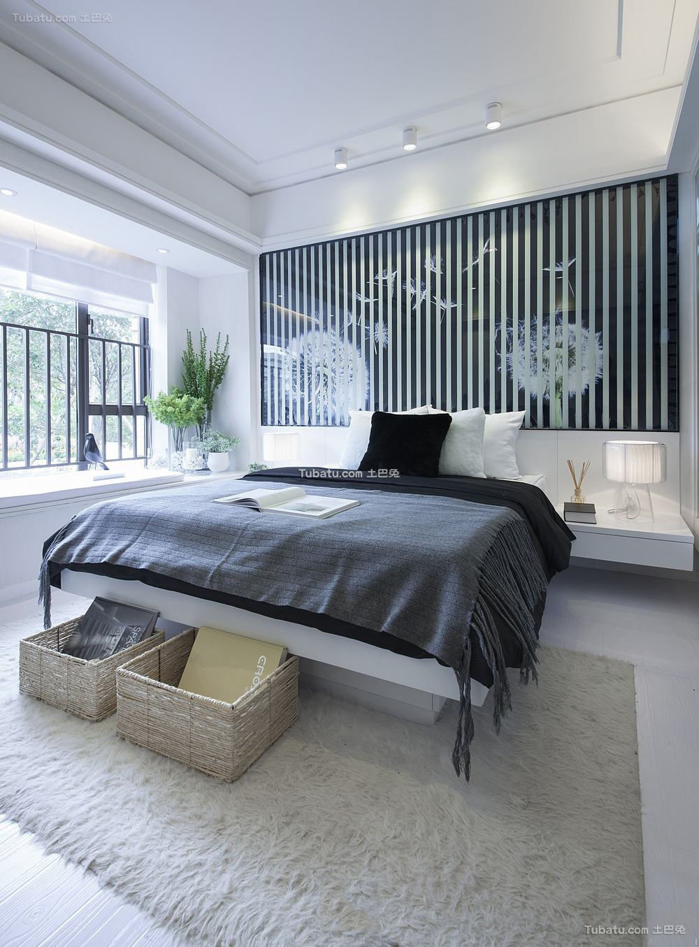 简约小户型卧室设计图片欣赏