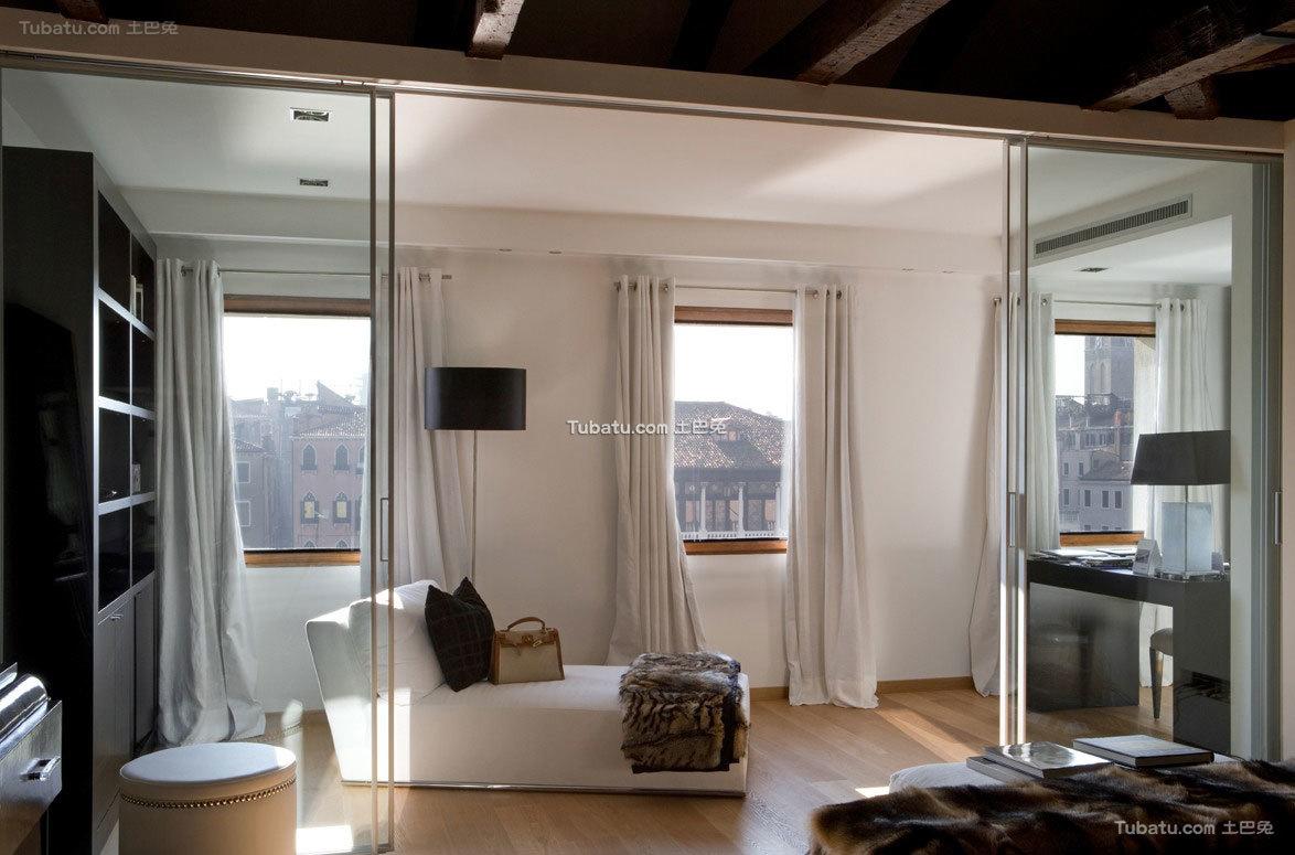 北欧家装设计窗户图片欣赏