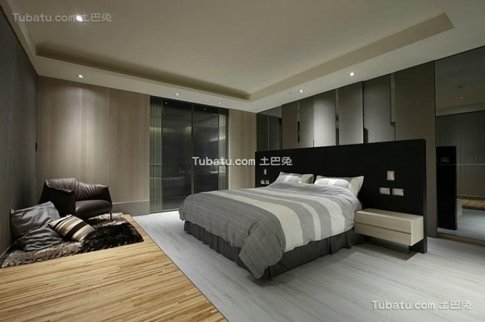 家庭装修设计时尚卧室效果图
