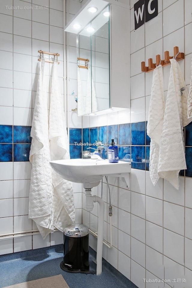 住宅卫生间效果图