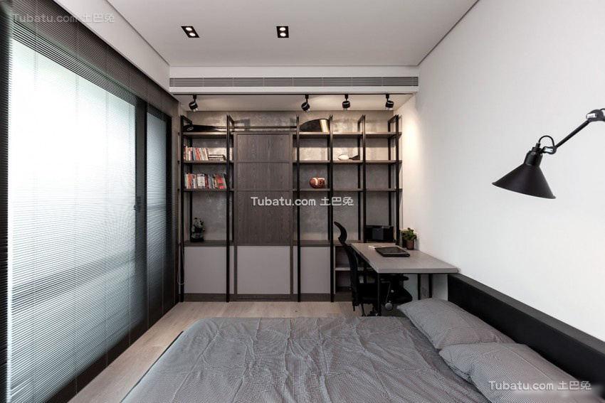 日式装修设计时尚卧室图片