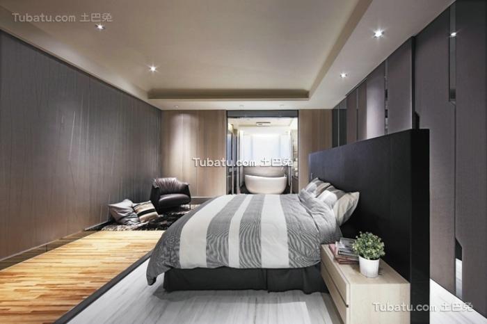 现代设计装饰卧室图片